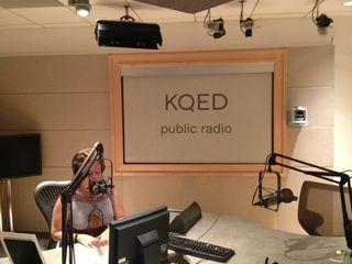 Caren on NPR