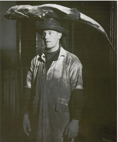 Billingsgate Porter, 1934